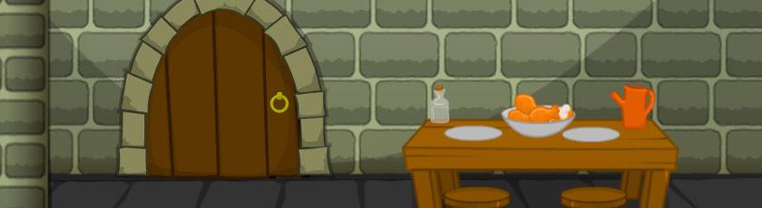 Escape Magic Castle
